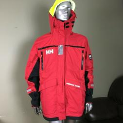 Helly Hansen Red Sailing Off Shore Jacket $650 XXL