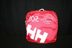 Helly Hansen Sac En Toile/Duffel HH Bag 2 50L Red  NEW w/tag