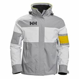 Helly Hansen Salt Light Sailing Jacket Gray -  New with tags