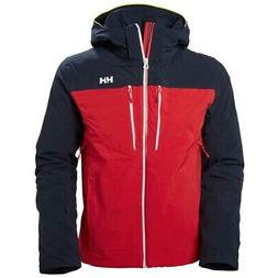 Helly Hansen Signal Jacket Alert Red 65645 222/ Men's Ski Cl