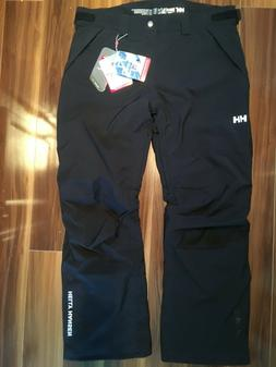 Helly Hansen Velocity Insulated Ski Snow Pant RECCO Waterpro