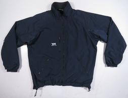 Vintage Helly Hansen Spell Out Fleece Lined Full Zip Mens Wi