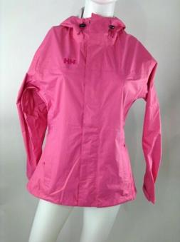 Helly Hansen Women Loke Jacket Azalea Pink Medium 62282-104
