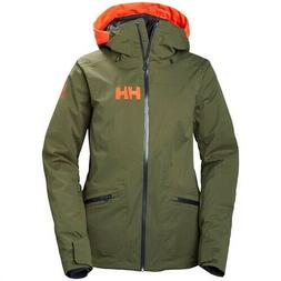 Helly-Hansen Women's Glory Waterproof Insulated Ski Jacket,