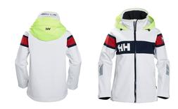 Helly Hansen Women's W SALT FLAG JACKET 33923-001 Waterproof
