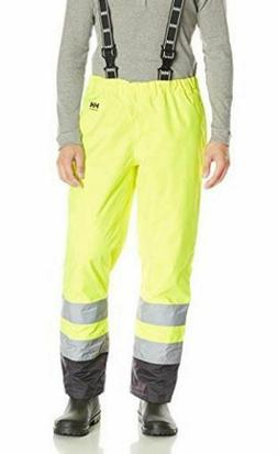 Helly Hansen Workwear Men's Potsdam High Visibility Pant, Ye